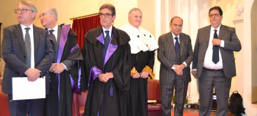 Laurea ad honorem Riccardo Cotarella