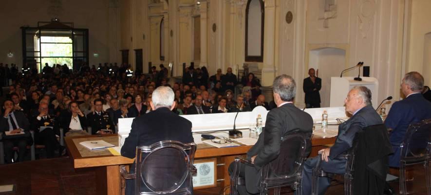 Ventennale Unisannio: 70 anni Costituzione Italiana
