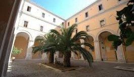 Unisannio: chiostro di Palazzo San Domenico