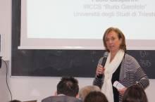 Maria Moreno direttore DST