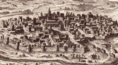mappa Benevento