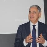 Il fisico Antonio Ereditato